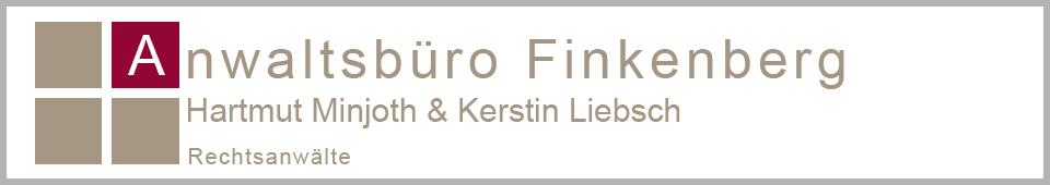 Anwaltsbüro Finkenberg