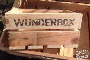 Unternehmensentwicklung ist manchmal wie eine Wunderbox (Bild: Petra Welz, Geld & Rosen, Düsseldorf)